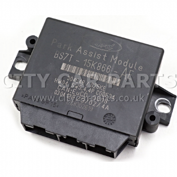 FORD GALAXY MK3 S-MAX MONDEO MK4 2010 TO 2014 PARK ASSIST MODULE BS7T-15K866-AB